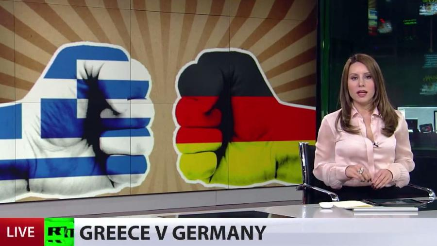 Vor Treffen zwischen Merkel und Tsipras - Lautes Bellen auf beiden Seiten