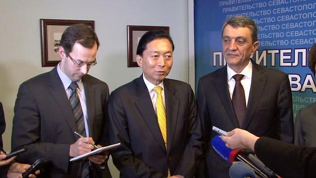 Japan bietet der Krim technologische Unterstützung an