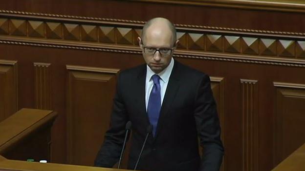 Ukrainischer Premier nach neuem EU-Kredit: Ausreichend Finanzmittel für Rückeroberung des Donbass