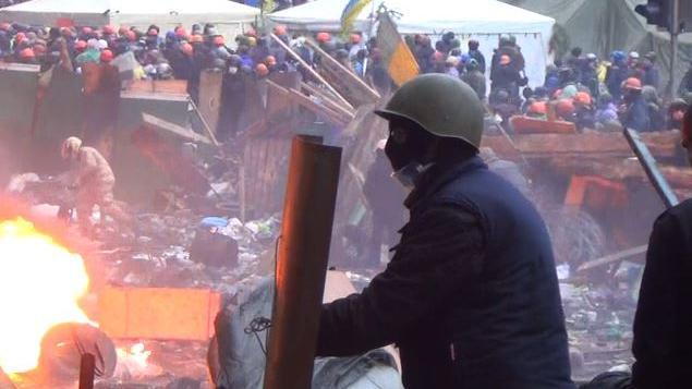 Maidan-Schüsse bleiben ungeklärt - Internationales Team wirft Kiew Behinderung der Ermittlungen vor