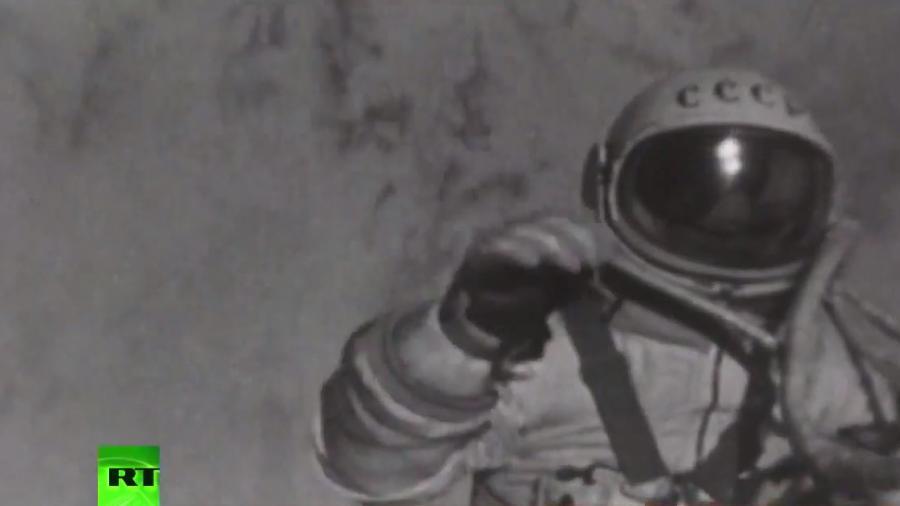Als Astronauten nur bewundernd zuschauten - 50. Jahrestag des ersten Weltraum-Spaziergangs