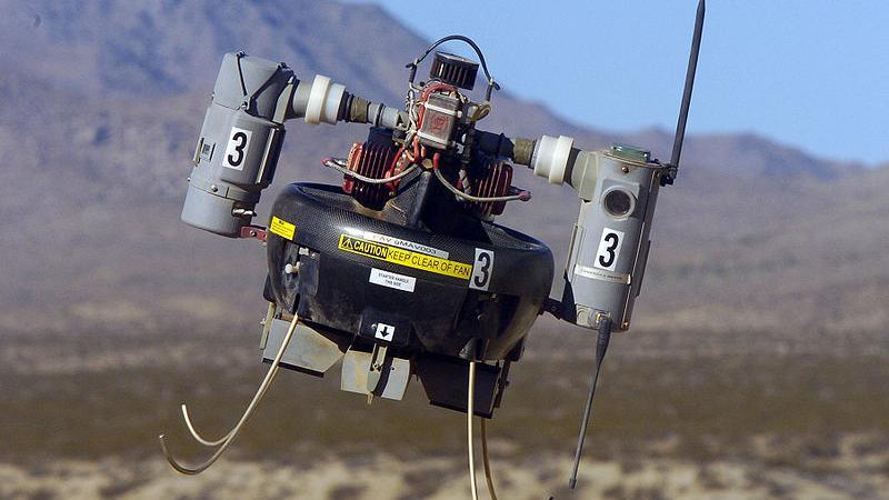 Der Islamische Staat auf dem Weg zur Hightech-Armee? USA schießen erstmals IS-Drohne ab