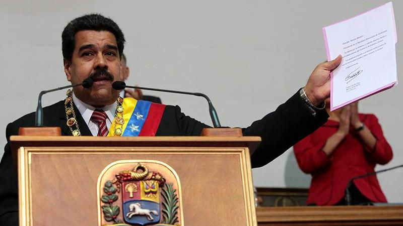 Brief an das Volk der USA: Venezuela ist keine Bedrohung