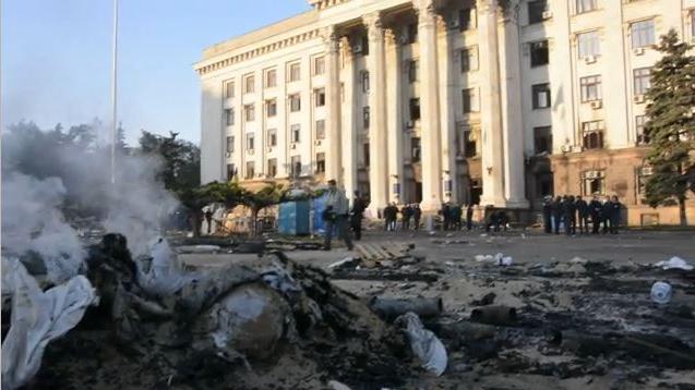 Massaker von Odessa: Untersuchungsergebnisse sollen verschlossen bleiben