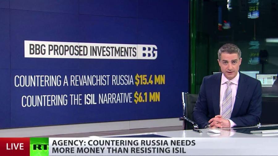 US-Propagandakrieg: US-Auslandssender kriegen mehr Geld und sollen enger mit NSA zusammenarbeiten