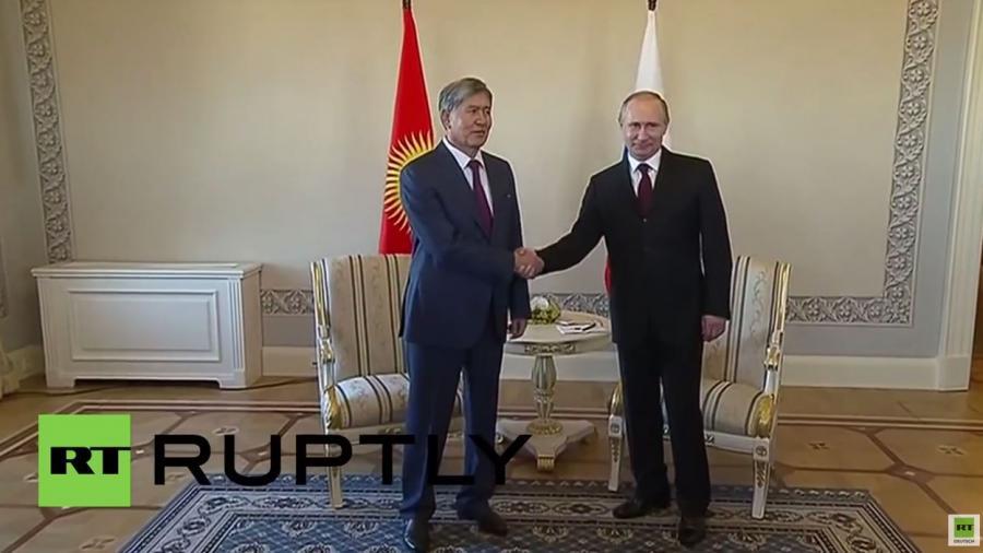 """Putin zu seiner """"Abwesenheit"""": Ohne Gerüchte wäre die Presse langweilig"""