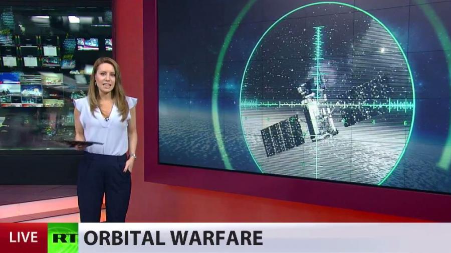 """Star Wars bald Realität? USA bauen an Weltraumwaffen gegen """"chinesische Gefahr"""""""