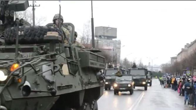 Kriegsspiele im Baltikum - NATO gießt mehr Öl ins Feuer