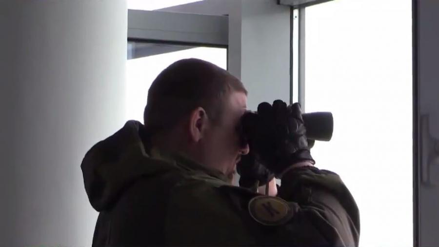 Zeichen der Hoffnung? Ukrainisch-russische Teams überwachen gemeinsam den Waffenstillstand