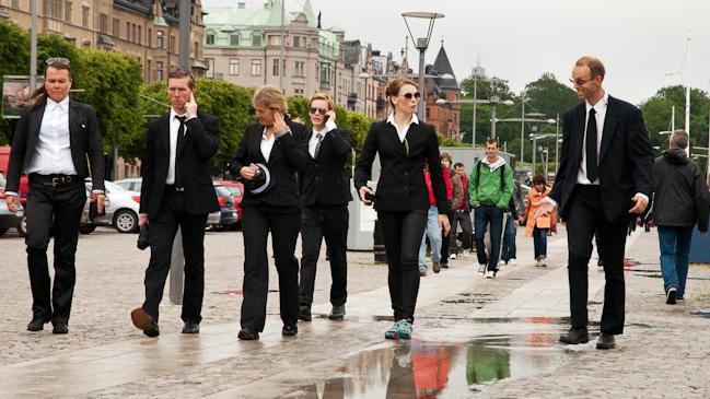 Zuviel Wodka? Schwedischer Geheimdienst: Russland größte Gefahr und ein Drittel aller Russen sind Spione
