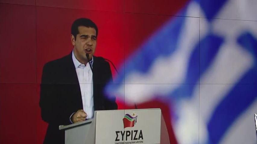 Alexis Tsipras, Ministerpräsident Griechenlands. Quelle: RT