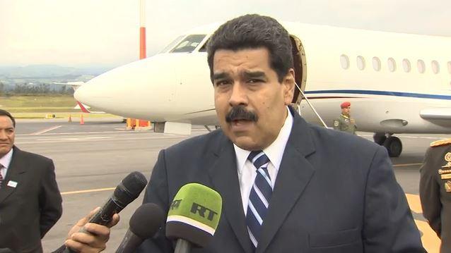 """Maduro: USA versuchen Venezuela mit Sanktionen """"niederzuringen"""" – Wir schlagen zurück!"""