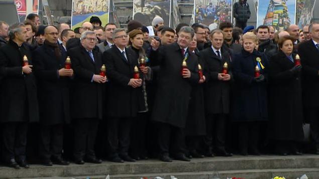 Poroschenko: Nur noch ein Präsident auf Abruf Washingtons?