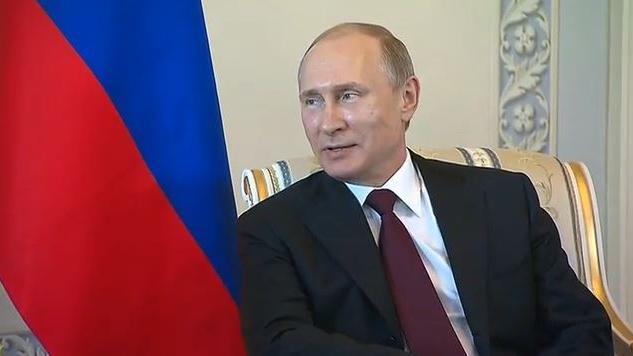 Putin im Krim-Interview: USA trainierten rechte Nationalisten vor dem Kiew-Putsch