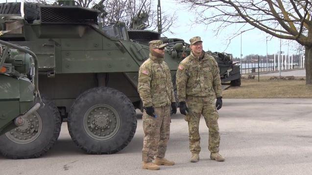 Wiener Parlament deckt auf: Massive Truppenbewegungen der USA in die Ukraine