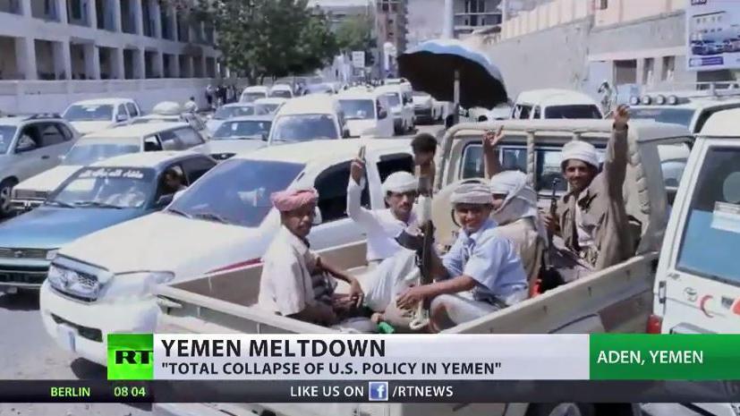 US-Außenpolitik Ursache für Eskalation in Jemen