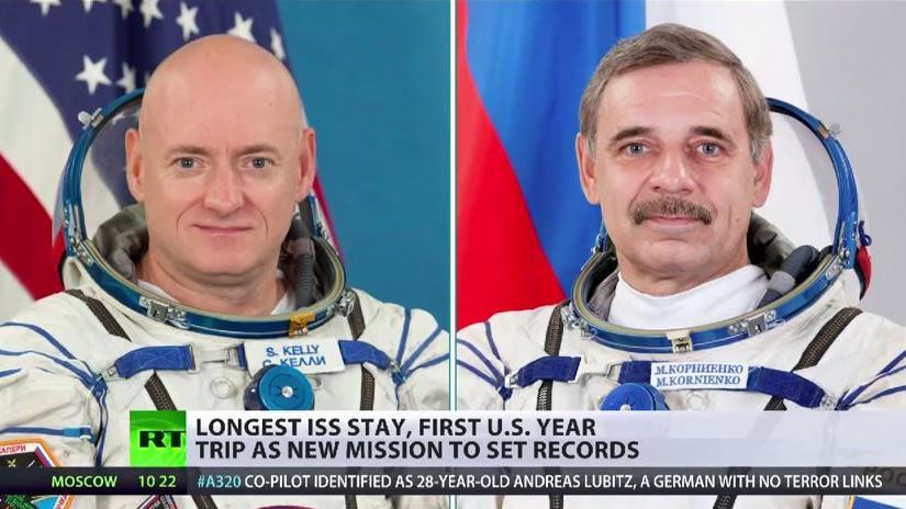 Völkerfreundschaft im All - Kosmonauten und Astronauten bereiten sich auf ISS-Langzeitmission vor
