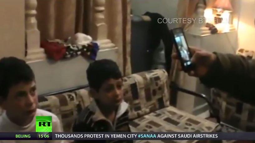 Israelische Armee verhaftet und verhört tausende palästinensische Kinder