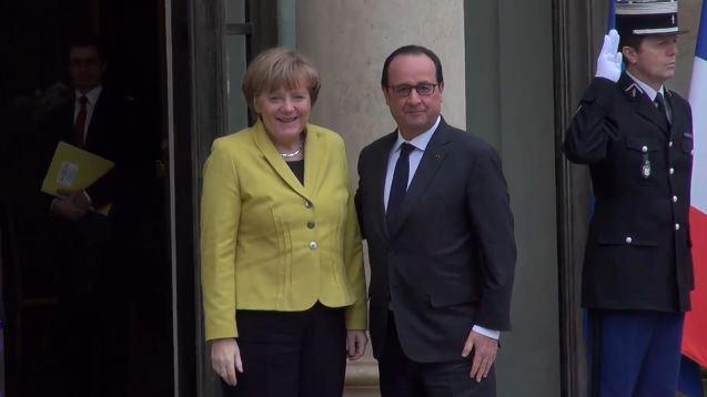 EU-Stabilitätsgesetze: Merkel drückt für Frankreich nochmal ein Auge zu