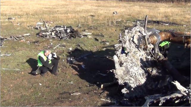 Ukrainische Medien verbreiten neue Räuberpistolen zum Fall MH17