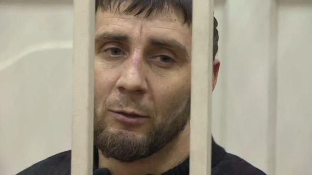 Fünf Verdächtige im Zusammenhang mit dem Nemzow-Mord in Moskau verhaftet