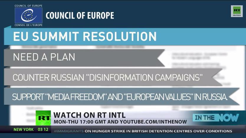 EU und USA – Kampf gegen RT