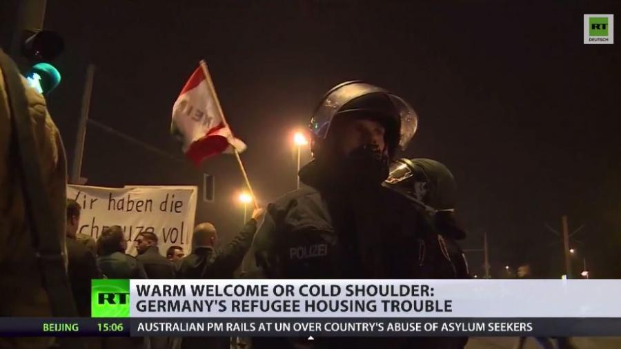 Deutschland - Wohin mit den Flüchtlingen?