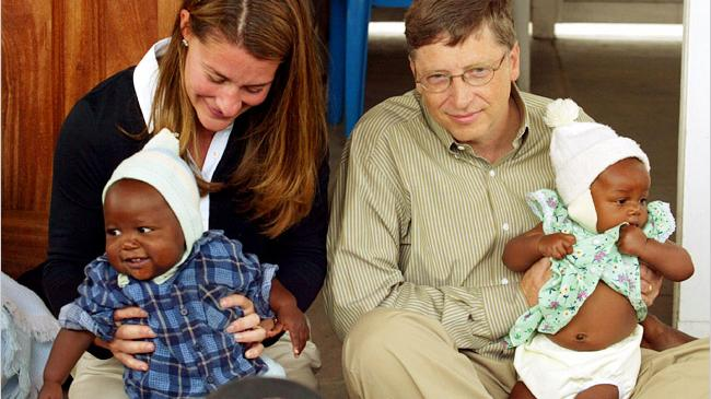 Quelle: Bill and Melinda Gates Foundation