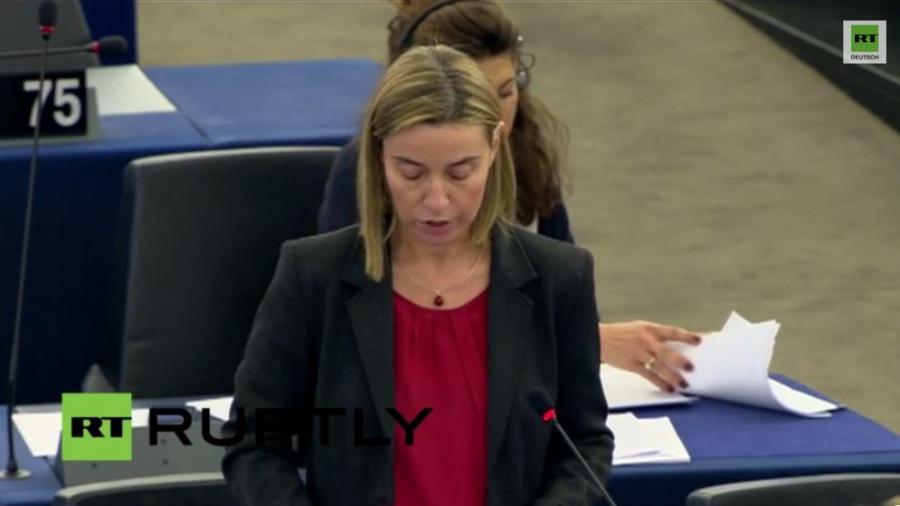 Debatte über Nemzow-Mord in Straßburg