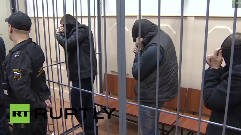 """Hauptverdächtiger: Nemzow wurde wegen """"negativer Kommentare zu Muslimen"""" getötet"""