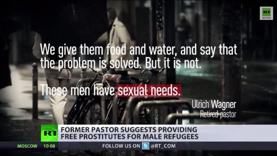 Deutschland: Pastor wirbt für Gratissex für Asylbewerber