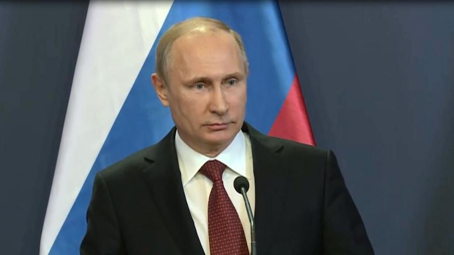 """""""Wir taten, was wir tun mussten"""": Putin eröffnet erstmals Plan zur Wiedervereinigung mit der Krim"""