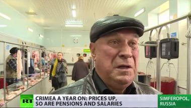 Die Krim ein Jahr nach dem Referendum – Was hat sich für die Bevölkerung geändert?