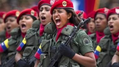 Venezuela: Großmanöver gegen befürchtete US-Invasion