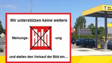 Nach Germanwings-Berichterstattung: Boykottkampagne gegen die BILD-Zeitung weitet sich aus
