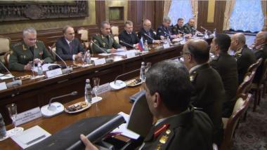 Russland und Ägypten intensivieren militärische Zusammenarbeit