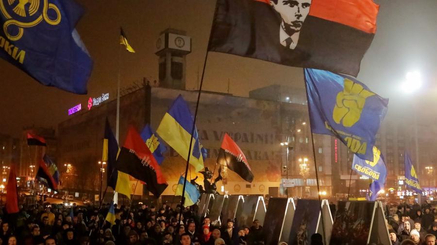Anführer der ukrainischen Rechten ist nun offizieller Berater der Armee