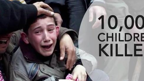 Zerstörte Zukunft - Kinder in Syrien
