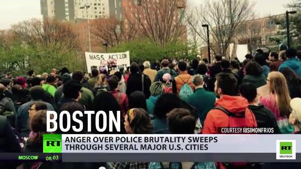 USA: Proteste gegen Polizeigewalt breiten sich landesweit aus