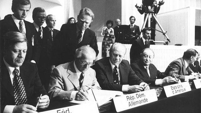 Interview zu Moskau-Konferenz: 40 Jahre nach Schlussakte von Helsinki - In welchem Europa wollen wir leben?