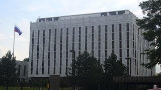 Live: Russische Botschaft in Washington erinnert an Tag des Sieges