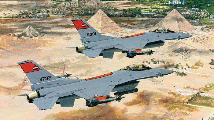 US-Waffenindustrie atmet auf - Ab sofort wieder US-Kampfflugzeuge, Panzer und Raketen für Ägypten