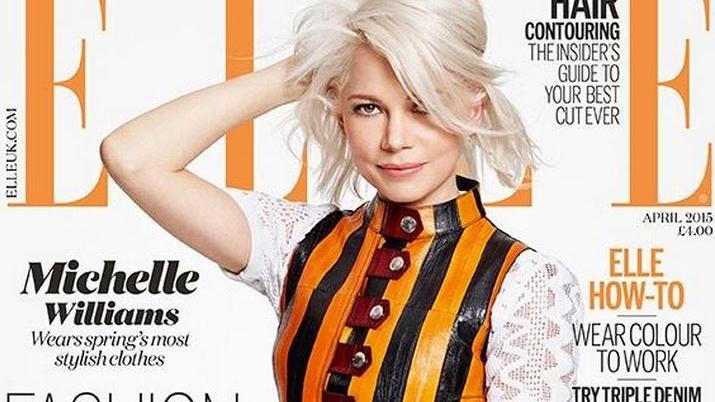 Neuer Staatsfeind auf Kiewer Abschussliste: Das Modemagazin Elle