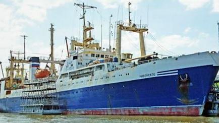 Fischtrawler Dalniy Wostok in Russland verunglückt - mindestens 56 Tote
