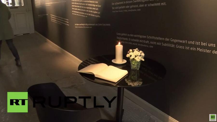 Die Blechtrommel schweigt für immer - Trauer um Literaturnobelpreisträger Günther Grass