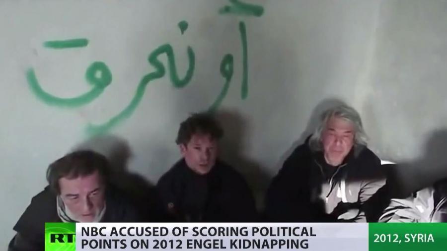 """""""Assad-Milizen halten unseren Reporter als Geisel"""" - US-Sender NBC fälscht Entführung"""