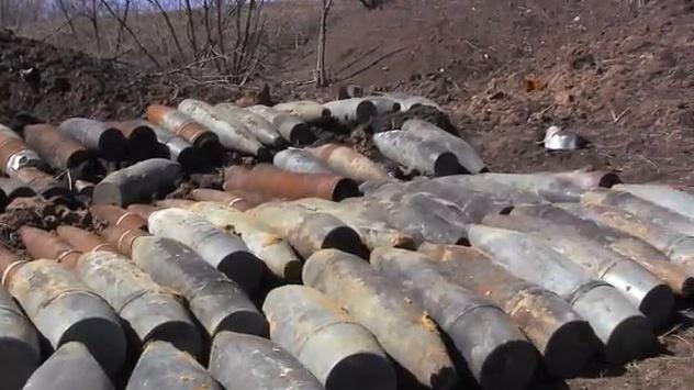 Kiew bricht in 24h den Waffenstilland 50 Mal - Reaktion der NATO: Russland muss aufhören den Konflikt anzuheizen