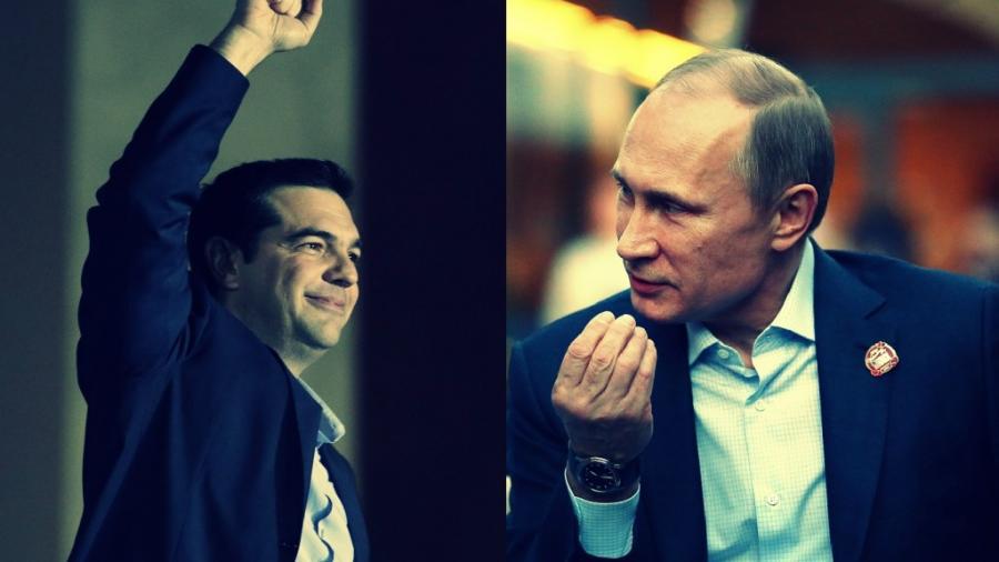 """""""Spiel nicht mit den Schmuddelkindern!"""" - Tsipras' Besuch bei Putin erzürnt Mainstream"""