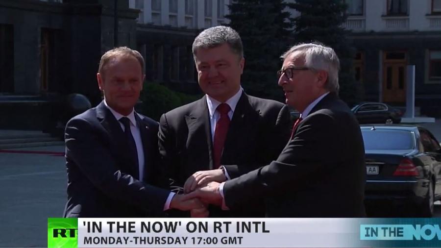 Zu früh gefreut? Kiews EU-Hoffnungen werden ausgebremst