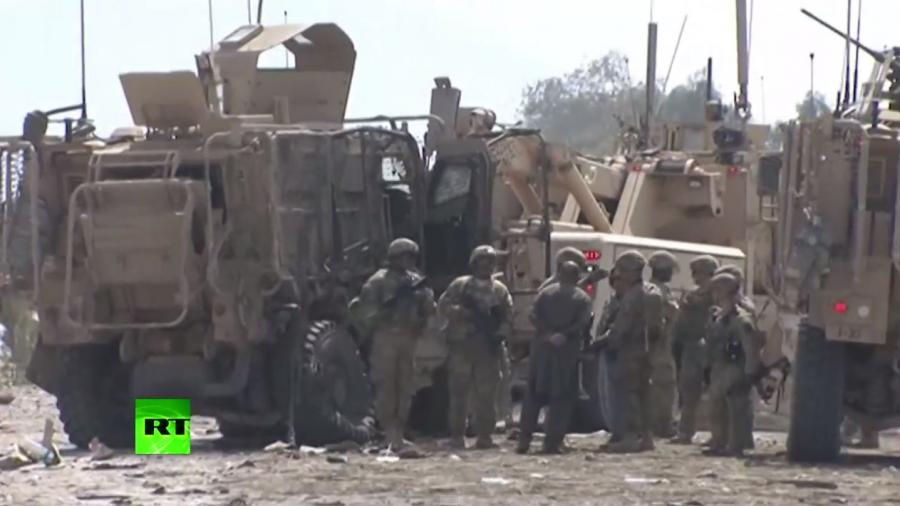 Taliban-Anschlag auf NATO-Konvoi in Dschalalabad – Zahlreiche Tote